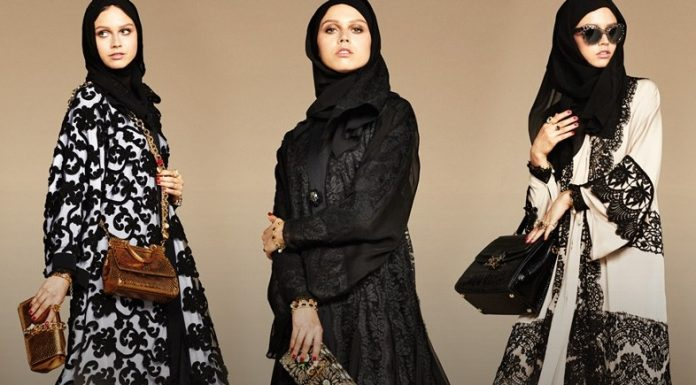 Dolce & Gabbana Debuts Line of Hijabs and Abayas