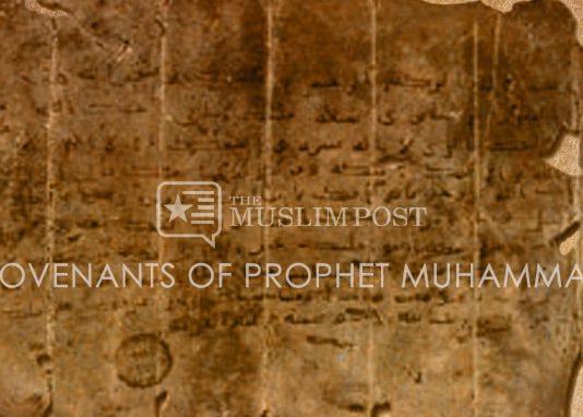 Covenant of Prophet Muhammad