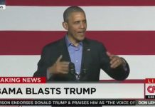 President Obama Unloads On Trump And The GOP