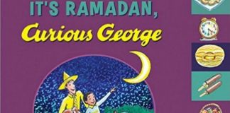RAHAT HUSAIN: Curious George participates in Islamic holidays in latest book