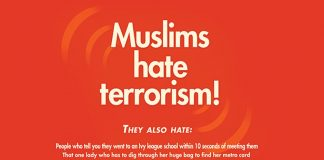 The Muslims Are Coming - Muslims Hate Terrorism - Funny