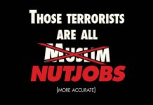 Those Terrorists are All NUTJOBS!