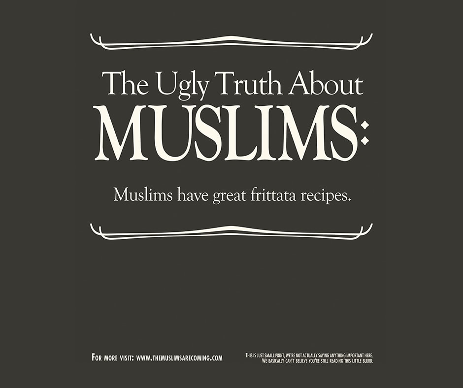 The Muslims Are Coming - The Ugly Truth About Muslims: Muslims Have Great Fritaata Recipes.