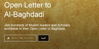 Join hundreds of Muslim leaders and Scholars worldwide in their Open Letter to Baghdadi.