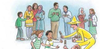 Curious George embraces Ramadan