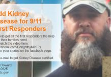Why this 9/11 responder is pleading for help on a Route 3 billboard