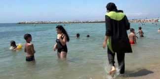 Bikini begone: What modesty at the beach means for Mormons, Muslims, Orthodox Jews, nuns and more