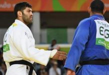 Egypt judoka sent home after Israeli handshake snub