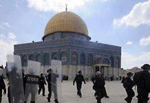 King of Jordan denounces 'violations' of al-Aqsa Mosque