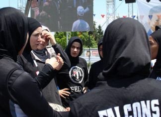 Will basketball's ruling body allow women to play with a hijab?