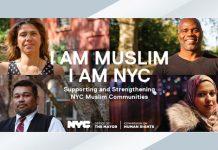 De Blasio announces new ad campaign in support of New York's Muslim community