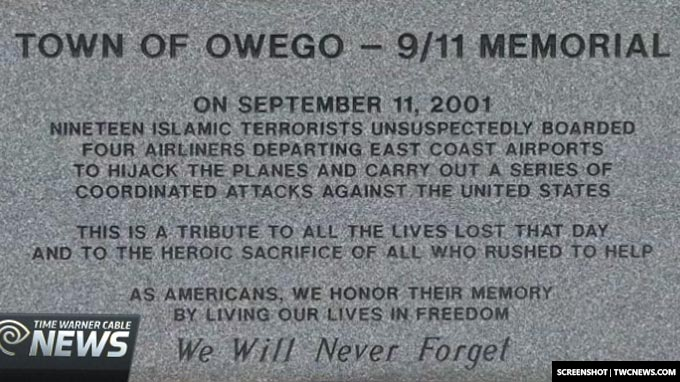 Interfaith Group Wants Words 'Islamic Terrorists' Removed From New 9/11 Memorial