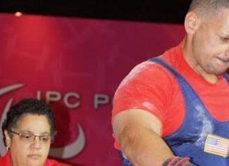 Iraqi-born US Army vet powers through polio at Paralympics