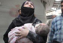Scores killed as Syrian jets pound rebel-held Aleppo
