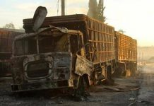 UN suspends all Syria aid after convoy bombed