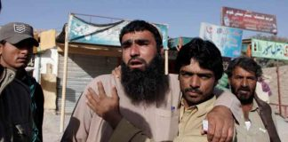 IS Claims Attack on Pakistan Police Training Center