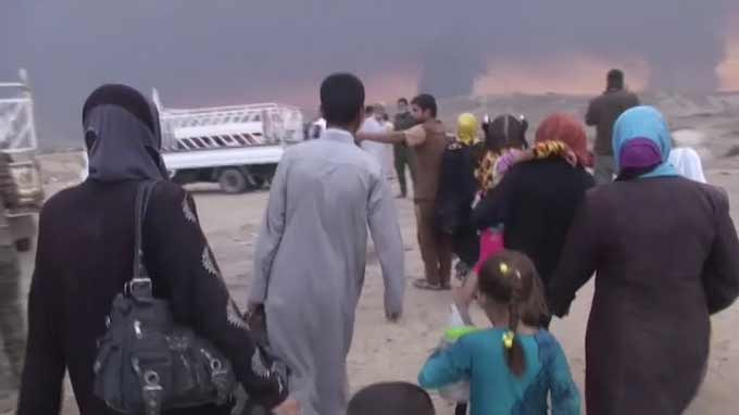 Iraq: UNICEF says up to 1.5 million may be affected by Mosul offensive