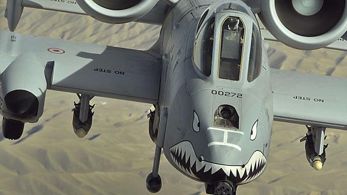 Pentagon Denies ISIS Shot Down U.S. Warplane