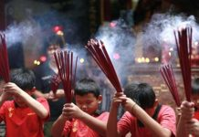 Amidst Protests, Tense Times for Chinese Indonesians