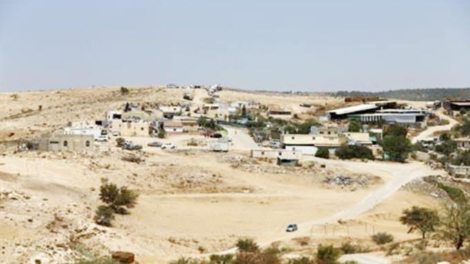 Bulldozers to raze Palestinian village in Israel