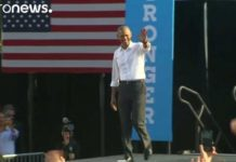 Obama goes on 'Trump attack' in support of Clinton