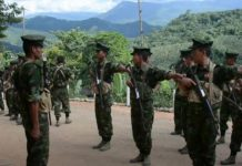 Rebel Tensions Rise With Myanmar Army's Offensive