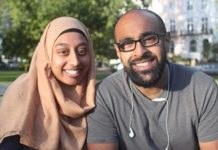 The young Muslims finding love via an app