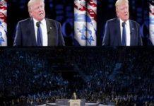 Trump: I'd love to make Israel-Palestine peace deal