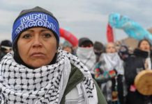 US authorities: Dakota pipeline protesters can stay