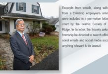 Mosque lawyer claims town officials wrote 'shocking' anti-Muslim emails