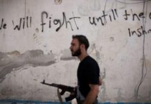Syria's Rebels Say Regardless of Aleppo, They Will Fight On