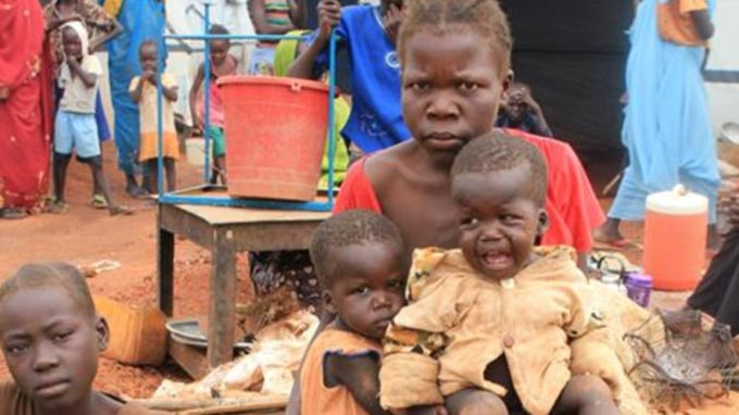 UN: South Sudan on brink of ethnic civil war
