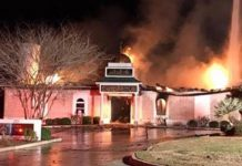 Americans raise $600,000 to rebuild burned Texas mosque