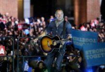 Bruce Springsteen: A Trump presidency makes me afraid