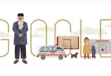 Abdul Sattar Edhi: Google honours 'Angel of Mercy'
