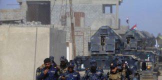 Iraqi Forces Control Key Mosul Bridge