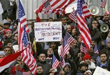 Trump's travel ban: Covering the chaos