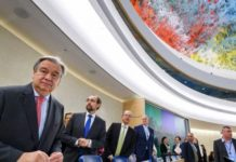 "UN Official: Human Rights at Risk from ""Political Profiteers"""