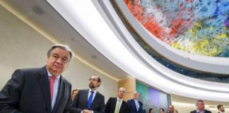 """UN Official: Human Rights at Risk from """"Political Profiteers"""""""