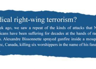 Radical right-wing terrorism