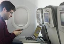 Britain follows US in electronics ban on flights