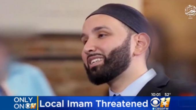Dallas Imam More Fearful of Islamophobia than ISIS