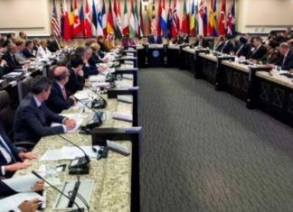 Global Coalition Against IS Explained