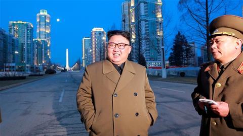 North Korea tests new high-thrust rocket engine
