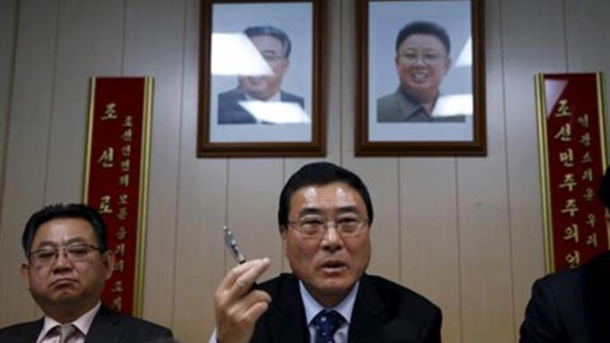 North Korea vows to pursue nuclear arms amid US threat