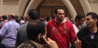 Palm Sunday church bombing in Egypt kills at least 26, wounds 71