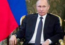 Putin: Syria strike illegal, damages US-Russia ties