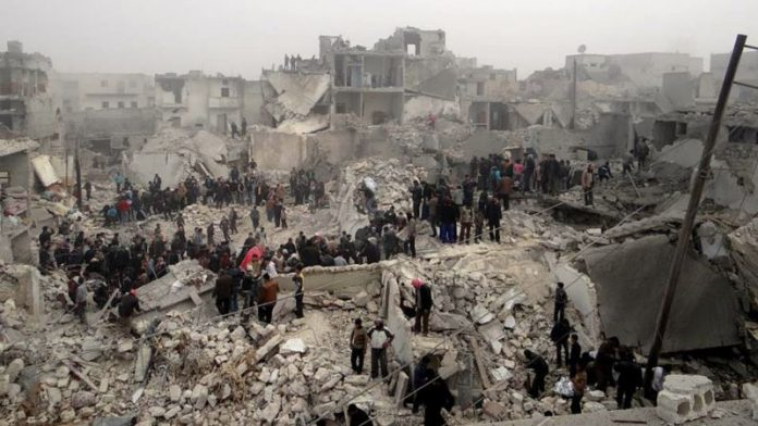 Utter Disregard for Rights Seen in Cruelty of Syrian War