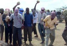 Al-Shabab Stones Man to Death in Somalia
