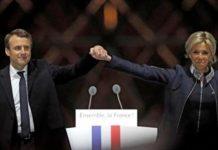 Emmanuel Macron's win welcomed by European leaders